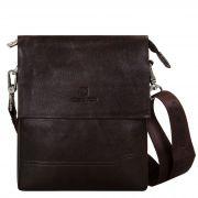 Купить Мужская сумка L-24-2 (коричневый) недорого