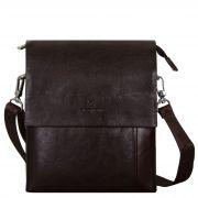 Купить Мужская сумка L-26-3 (коричневый) недорого