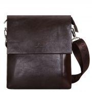 Купить Мужская сумка L-26-4 (коричневый) недорого