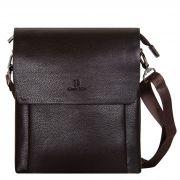 Купить Мужская сумка L-29-4 (коричневый) недорого