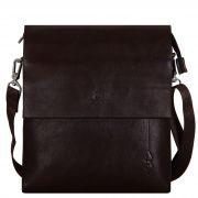 Купить Мужская сумка L-30-4 (коричневый) недорого