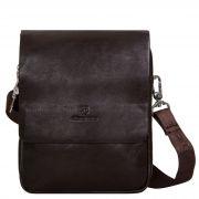 Купить Мужская сумка L-31-2 (коричневый) недорого