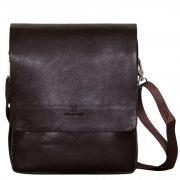 Купить Мужская сумка L-31-4 (коричневый) недорого