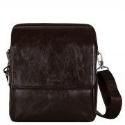 Купить Мужская сумка L-55-3 (коричневый) недорого
