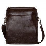 Купить Мужская сумка L-56-2 (коричневый) недорого