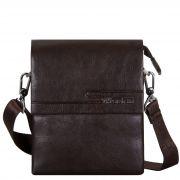 Купить Мужская сумка L-57-1 (коричневый) недорого