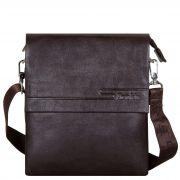 Купить Мужская сумка L-57-3 (коричневый) недорого