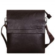 Купить Мужская сумка L-57-4 (коричневый) недорого