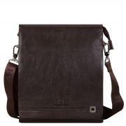 Купить Мужская сумка L-58-4 (коричневый) недорого