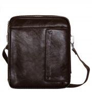 Купить Мужская сумка L-60-3 (коричневый) недорого