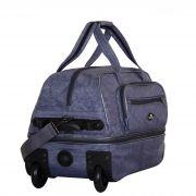 Купить Сумка на колесах м-16 st-wash, серый недорого
