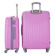 Купить Комплект Чемоданов СЧП-2060 розовый недорого