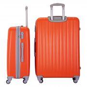 Купить Комплект Чемоданов СЧП-2060 оранжевый недорого