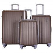 Купить Комплект Чемоданов СЧП-2060 коричневый недорого
