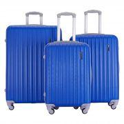 Купить Комплект Чемоданов СЧП-2060 синий недорого