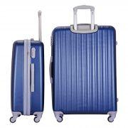Купить Комплект Чемоданов СЧП-2060 темно-синий недорого