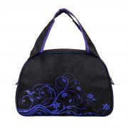Купить Спортивная сумка 4195 черно/синий недорого