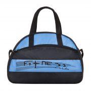 Купить Спортивная сумка 1451 черно-синий недорого