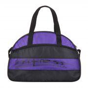 Купить Спортивная сумка 1451 черно-фиолетовый недорого