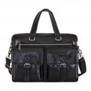 Купить Мужская сумка К8570-4 (черный) недорого