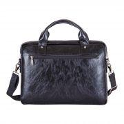 Купить Мужская сумка К8662-4 (черный) недорого