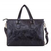 Купить Мужская сумка К8663-4 (черный) недорого