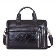 Купить Мужская сумка К8667-4 (черный) недорого
