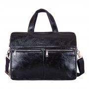 Купить Мужская сумка К8669-4 (черный) недорого