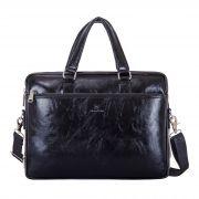 Купить Мужская сумка К8671-4 (черный) недорого