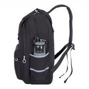 Купить Молодежный рюкзак MERLIN S057 черный недорого