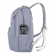 Купить Молодежный рюкзак MERLIN S057 серый недорого
