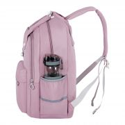 Купить Молодежный рюкзак MERLIN S057 пудра недорого