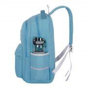 Купить Молодежный рюкзак MERLIN S084 голубой недорого