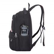 Купить Молодежный рюкзак MERLIN S041 черный недорого