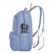Купить Молодежный рюкзак MERLIN S041 голубой недорого