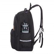 Купить Молодежный рюкзак MERLIN S040 черный недорого