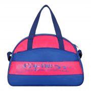Купить Спортивная сумка 1451 сине-малиновый недорого