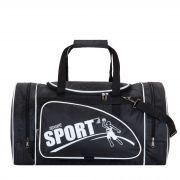 Спортивная сумка 1745, черный