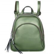 Женский рюкзак H-1100, зеленый