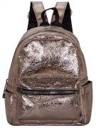 Женский рюкзак 63-8-5 бронза