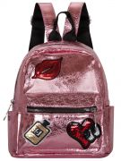 Женский рюкзак 63-8-9 розовый
