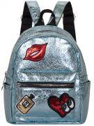 Женский рюкзак 63-8-9 голубой