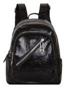 Женский рюкзак 63-8-3 черный