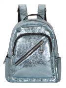 Женский рюкзак 63-8-3 голубой