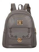 Женский рюкзак 63-6004 серый
