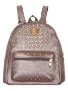 Женский рюкзак 63-6606 бронза