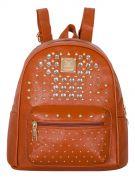 Женский рюкзак 63-6606 коричневый