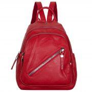 Женский рюкзак тал-0613, красный