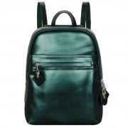Женский рюкзак D0994, зеленый