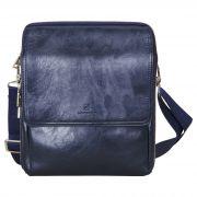 Мужская сумка L-55-4 (синий)